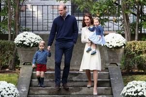 Why Royal children get to open Christmas presents before other UK kids