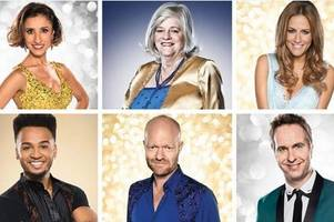 Strictly Come Dancing Christmas Day special will feature your favourite celebrities