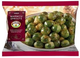 Love them or hate them? Iceland to sell Marmite-flavoured sprouts this Christmas