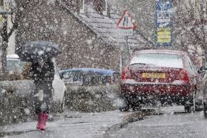 'Beast from the East' could return as Russian weather system on the way
