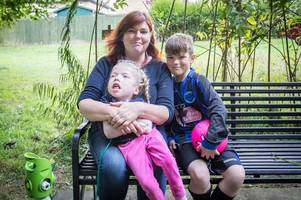 How CHAS hospice gives hope for brave Ruby