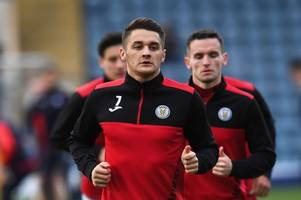 St Mirren star Kyle Magennis tells of his shock and pride after being handed the captain's armband for the first time