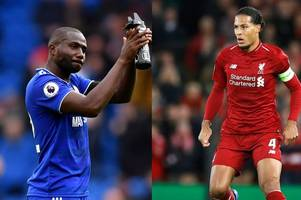 liverpool's virgil van dijk vs cardiff city's sol bamba: the ridiculous stats that suggest neil warnock was actually right
