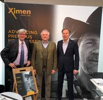 ximen mining corp was well-received at the munich gold conference and is expanding presentations throughout europe