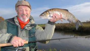 Norfolk angler John Wilson dies at Thailand home