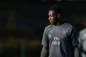 Arsenal provide fresh update on Danny Welbeck's injury suffered against Sporting CP