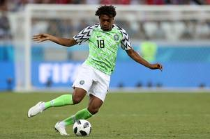 nike name the date when their nigeria kit from the world cup 2018 will be available to purchase