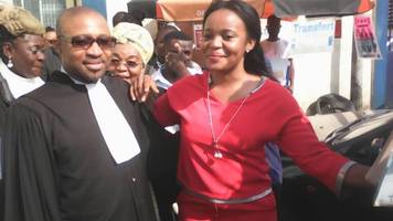 Cameroon drops fake news charges against Mimi Mefo