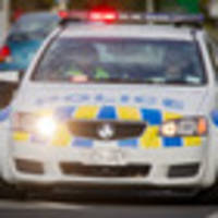 driver fleeing police sideswipes cars on southern motorway before crashing into barrier in mt wellington