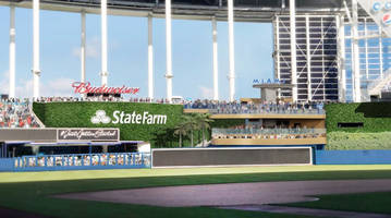 Marlins Unveil Plans for Park Enhancements in Center Field After Home Run Sculpture Removal