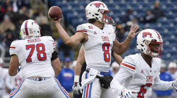Memphis vs. SMU Betting Preview: Mustangs Could Surprise on Friday