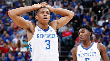 Tuesday Shootaround: Kentucky's Rocky Start, a National Title Game Rematch and More