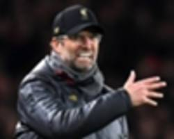 Liverpool to remain flexible with formation, says Klopp