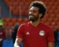 EXTRA TIME: Salah, Aurier, other African stars prepare for 2019 Afcon qualifiers