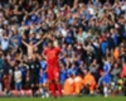 gerrard reveals he had back injection ahead of infamous slip which cost liverpool in 2014 title race