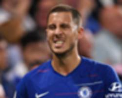 hazard: i'll think about chelsea future at end of season
