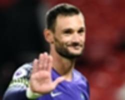 Lloris calls for consistency at Tottenham