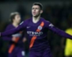 Man City prospect Foden set to sign six-year deal