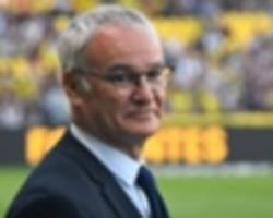 'ranieri is a great appointment' - new fulham boss backed by berbatov