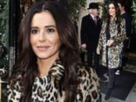 Cheryl PIC EXCL: Star reverts to long locks and  natural look after saying face 'changed completely'