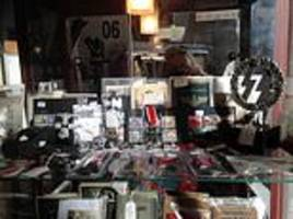 fury as nazi memorabilia is on sale inside former c of e church