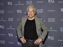 ralph lauren set to become the first american fashion designer to be knighted by the queen