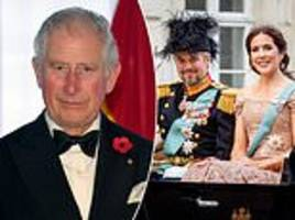 european royals who will celebrate prince charles birthday