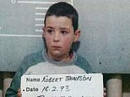 james bulger's father: 'thompson and venables have been rewarded for murdering my baby son'