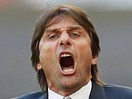 antonio conte hits back at sergio ramos' 'respect is earned, not imposed' comments
