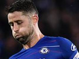 chelsea willing to field loan offers for captain gary cahill in january
