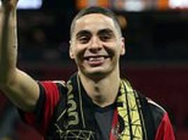 newcastle prepared to rival west ham for miguel almiron