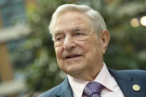 Facebook reportedly had its Republican-linked PR firm try to blame George Soros for the anti-Facebook movement (FB)