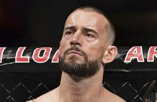 Former WWE star Punk's fight future could be in TV booth