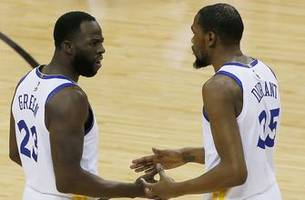 Nick Wright on Warriors suspending Draymond Green: 'I'm shocked that the Warriors have gone to this level to placate Kevin Durant'