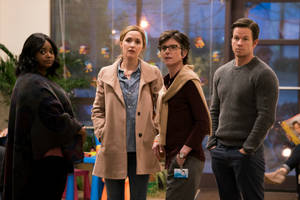 'instant family' film review: rose byrne and mark wahlberg weather the rocky adoption process