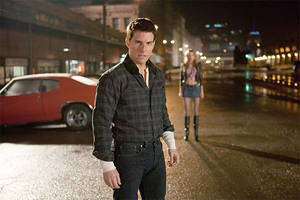 'jack reacher' is being adapted into a tv series, author says