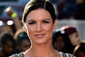 'the mandalorian': gina carano joins cast of 'star wars' tv show