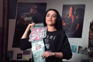 wwe's paige gets her big break in trailer for 'fighting with my family' biopic (video)