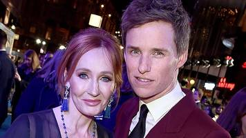 Fantastic Beasts: The Crimes of Grindelwald film premieres in London