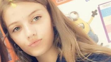 lucy mchugh death: man charged with murder of stabbed teen
