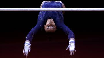 Becky Downie: British gymnast has surgery on injured ankle