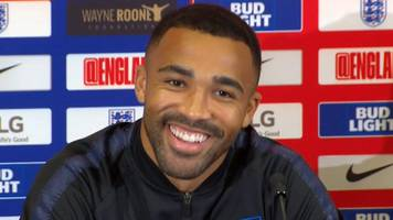 callum wilson: alan shearer has been 'very supportive'