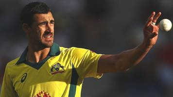 Indian Premier League: Mitchell Starc released by Kolkata Knight Riders 'by text'