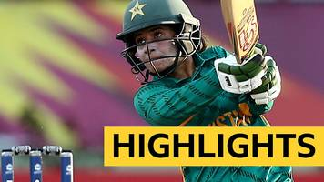 women's world twenty20 highlights: javeria khan stars as pakistan punish ireland