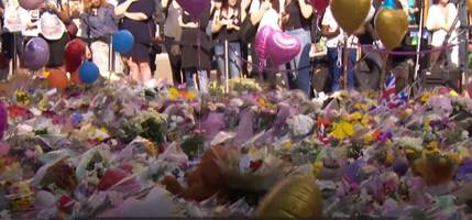 Manchester Arena bomb survivor thanks public for 'humbling' support