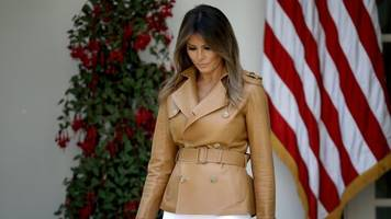 First Lady Calls For The Firing Of A Top National Security Aide