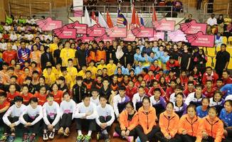 asia's first ever u15 mixed team badminton championship launched