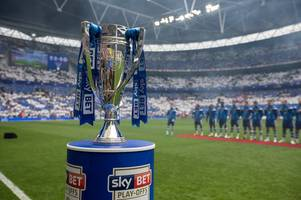 how the championship should look with good news from leeds united, middlesbrough and sheffield united