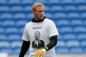 kasper schmeichel would rather not return to cardiff as denmark play wales