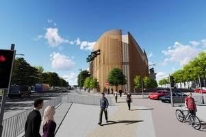 New £22m hotel at Leicester Tigers ground to continue city regeneration